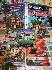 Playstation 2 PS2:Worms 4 Mayhem [TOP & 1ERE EDITION] COMPLET - Fr