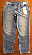 NWT $79.50 Calvin Klein Womens Blue Boyfriend Jeans Size 27