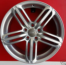 "F557/S KIT 4 CERCHI IN LEGA 18""*MADE IN ITALY* ET45 X AUDI A6/AVANT A4/CABRIO A8"