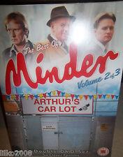 Minder - Best Of Minder Vol.2 (DVD, 2008) BRAND NEW, SHRINKWRAPPED, FREEPOST