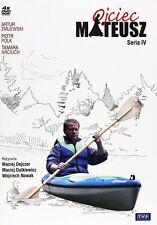 Ojciec Mateusz. Sezon 4 (BOX 4 DVD) Maciej Dejczer (Shipping Wordwide) Polish