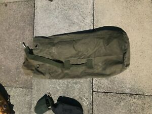 British army duffle bag
