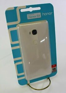Huawei Honor 5x Case Clear