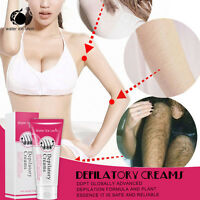 Body Painless Hair Removal Depilatory Cream 60g For Face Armpit Arm Leg
