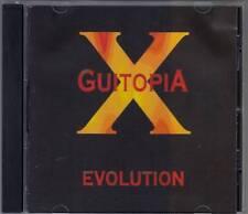 Guitopia - Evolution (CD)  Private Press  !!!