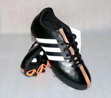 adidas B40159 11 Nova FG J Leder Fußball schuhe Soccer EU 38 US 5,5 Black White