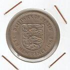 Jersey : 10 New Pence 1968 ( buen ejemplar )