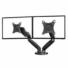 NB North Bayou F160 Dual Monitor Stand - Black