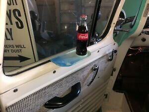 VINTAGE RARE AUTO SNACK TRAY CAR HOP 1950S 1960S ACCESSORY CHEVY FORD MOPAR BOMB
