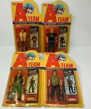 Vintage Galoob A-Team Bad Guys Set of 4 Action Figures Python Viper Rattler Cobr