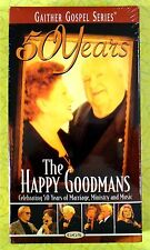 50 Years - The Happy Goodmans ~ New VHS Movie ~ Gaither Gospel Music Video