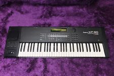 used Roland XP-50 Synthesizer Keyboard music workstation xp50 160419
