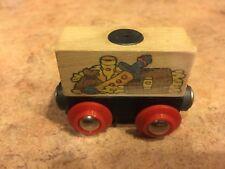 Authentic Brio Wooden Train Egyptian Treasure Cargo & Car! VGUC! Thomas