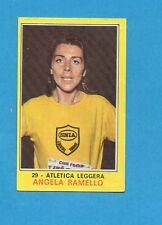 CAMPIONI dello SPORT 1970-71-Figurina n.29- RAMELLO - ATLETICA LEGGERA -NEW