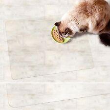 Napfunterlegmatten Schutzmatte Katzenmatte Tiermatte Unterlegmatte für Tiere
