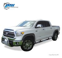 Black Sand Blast Textured OE Style Fender Flares 2014-2018 For Toyota Tundra