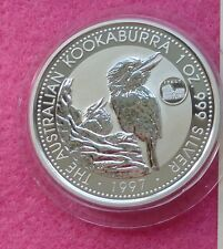 1997 AUSTRALIA KOOKABURRA ITALY PRIVY MARK ONE DOLLAR COIN BOX AND COA