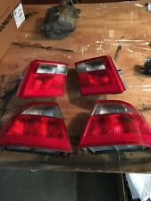 03 Saab 9-5 Tail Lights Set Left Right Inner Outter Drivers Passengers