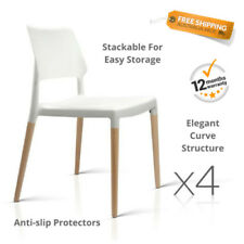 Leather Plastic Modern Chairs