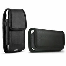 Horizontal Vertical Case Pouch Holster Cover For iPhone 11 Pro Xs Samsung S8 S9