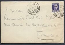POSTA MILITARE 1941 Lettera  da PM 33 a Firenze (GI)