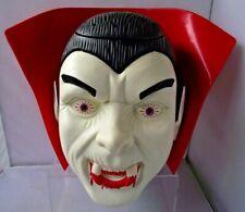 """Candy Pops"" Dracula Head Display Horror Flashing  Eyes Vampire Toy Halloween"