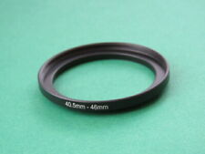 40.5mm-46mm Stepping Step Up Male-Female Filter Ring Adapter 40.5mm-46mm