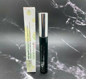 Clinique High Impact Dramatic Lashes Optimal Mascara - 01 Black - 0.28 oz - BNIB