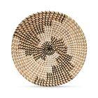 TTS For Home Decor - Woven Fruit Basket Bowl - Rattan Wall Basket Decor - Bas...