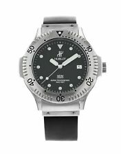 Hublot Super Professional Stainless Steel Automatic 45mm Men's Watch 1850.140.1