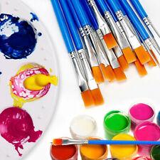 New listing 32Pcs Set Artist Paint Brushes Set Art Painting Supplies Acrylic Oil Paintings