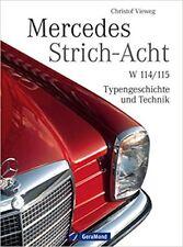 Vieweg Mercedes Typengeschichte Technik Auto