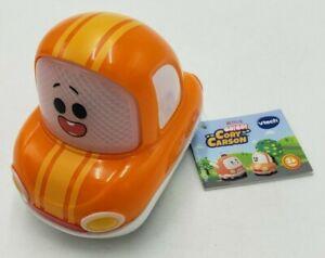 Go! Go! Cory Carson Cory Electronic Toy Car VTech New
