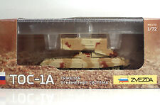 ZVEZDA 2501 Russian Heavy Flamethrower System TOS-1A - Scala 1:72