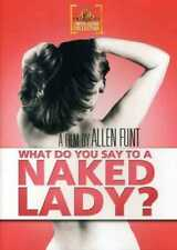 What Do You Say to a Naked Lady? (Widescreen) NEW DVD