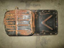 Triumph Stag, Original Oil Pan  Solid