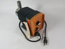Prominent Bt5a0713sst000bd000000 Solenoid Dosing Pumps 115v 20w 5060hz Used