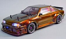 Custom Tamiya RC Car 1/0 FORD MUSTANG 5.0 Fox Body 4WD  *RTR*