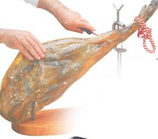 CURED SPANISH  HAM JAMON SERRANO SHOULDER (PALETA) OVER 4Kg+ FREE DELIVERY