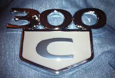 2005 2006 2007 2008 2009 2010 CHRYSLER 300C 300 C HEMI TRUNK DECKLID EMBLEM NEW