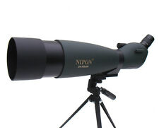 NIPON 25-125x92 Spotting Scope. Bird watching, nature & astronomy.DSLR adaptable