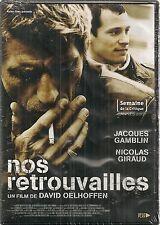 "DVD ""NOS RETROUVAILLES"" Jacques Gamblin     neuf sous blister"