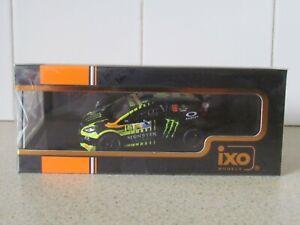 IXO MODELS - FORD FIESTA RS WRC VALENTINO ROSSI  2013 MONZA  - 1/43 SCALE MODEL