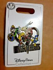 2020 Disney Pin - Kingdom Hearts Goofy, Donald Duck and Sora w/ Key Sword