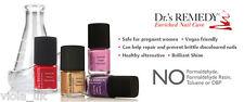 Dr.'s Remedy Enriched Nail Polish Enamel Care Nail System Long Lasting NO DBP