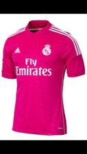 Authentic Adidas Real Madrid 2014-15 Short Sleeve Shirt - BNWT M
