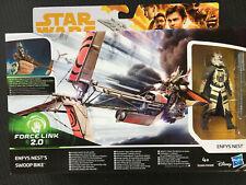 Star Wars Force Link 2.0 Enfys Nest and Swoop Bike