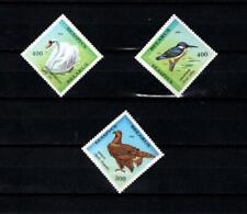 [BEL] BELARUS 1994 BIRDS, FAUNA.  Set of 3 Stamps SC#75-77.