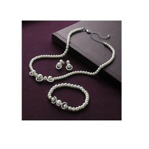 Avon Womens Ladies Fashion Jewellery Sets Long Necklace Bracelet Earrings Bundle