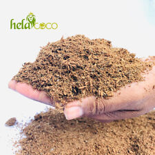 Coco Peat | coir | Hydroponic | Coconut Fiber | Growing Media  | organic soil